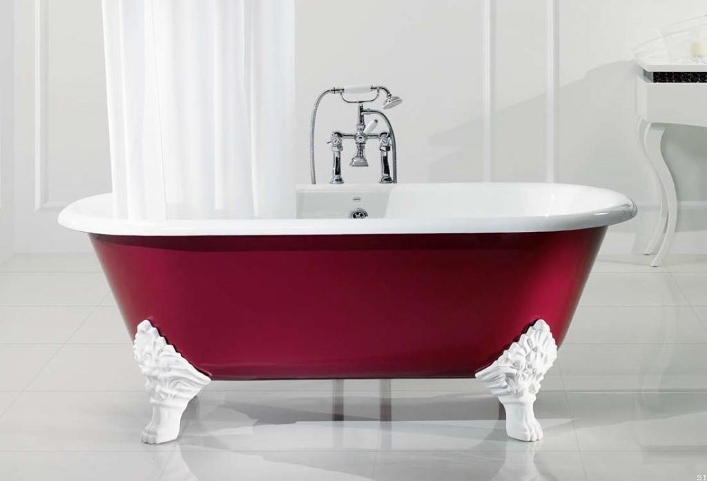 чуеунные ванны