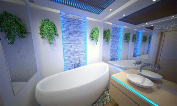 ванны из кварила