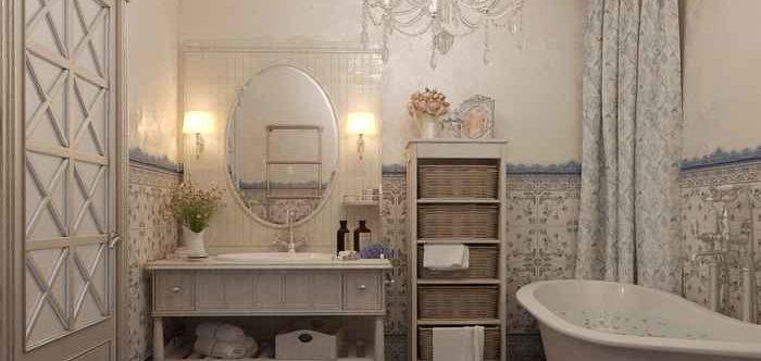 ванна и порядок