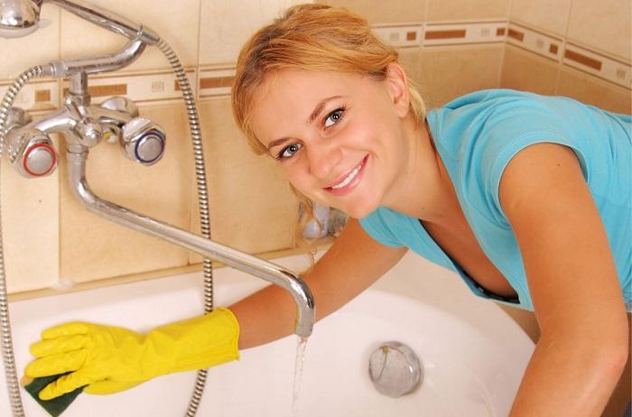 Наводим порядок в ванной