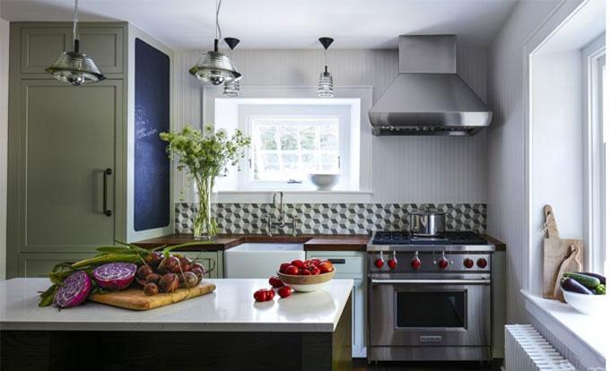 Дизайн небольших кухонь