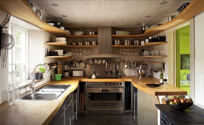 кухня калометражка
