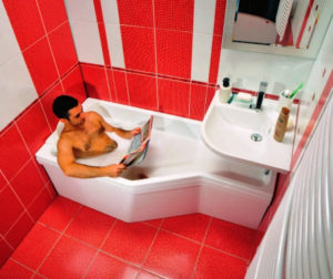 Лизайн ванной